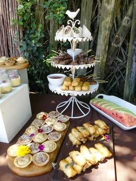 The Boma Kids Party Food