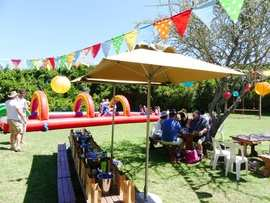 Water Slide Kids Party The Boma